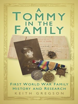 cover image of A Tommy in the Family