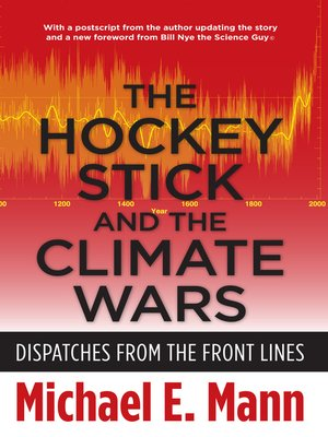 cover image of The Hockey Stick and the Climate Wars