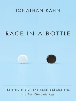 cover image of Race in a Bottle