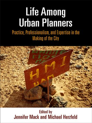 cover image of Life Among Urban Planners