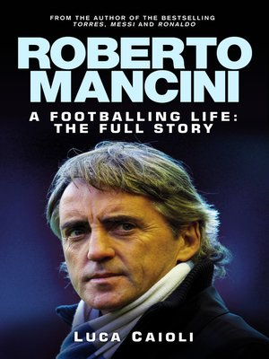 cover image of Roberto Mancini