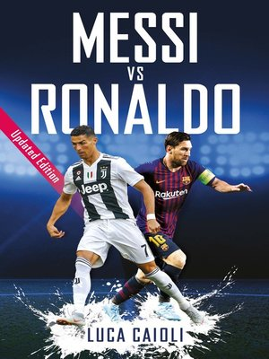 cover image of Messi vs Ronaldo