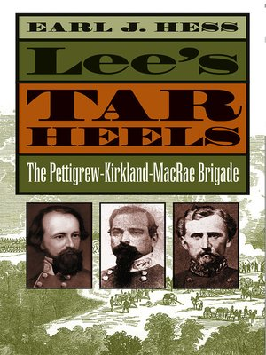 cover image of Lee's Tar Heels
