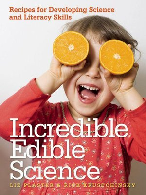 cover image of Incredible Edible Science