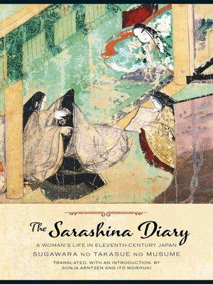 cover image of The Sarashina Diary