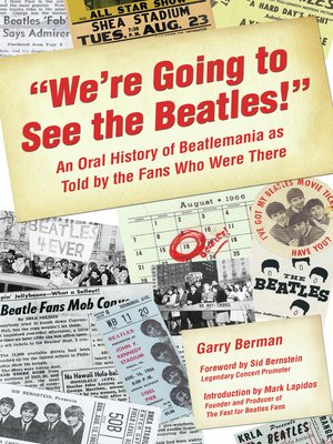 """cover image of """"We're Going to See the Beatles!"""""""