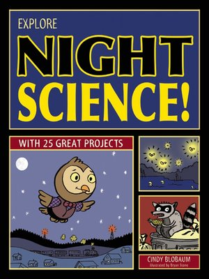 cover image of Explore Night Science!