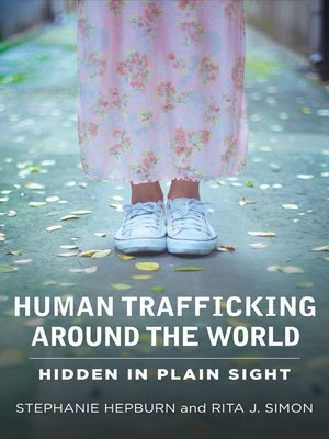 cover image of Human Trafficking Around the World