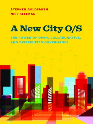 cover image of A New City O/S