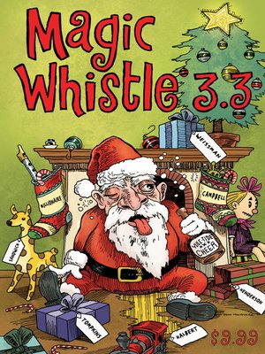cover image of Magic Whistle 3.3