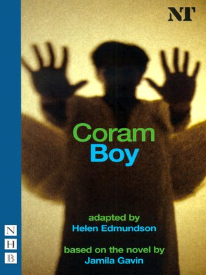 cover image of Coram Boy (NHB Modern Plays)