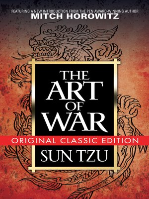 cover image of The Art of War (Original Classic Edition)