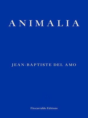 cover image of Animalia