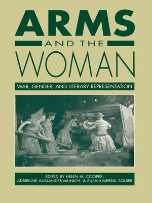 cover image of Arms and the Woman