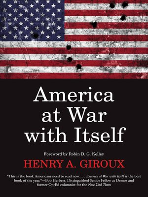 cover image of America at War with Itself