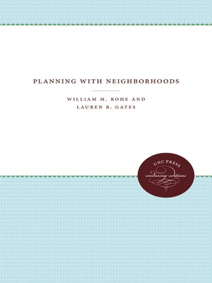 cover image of Planning with Neighborhoods
