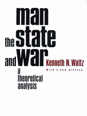cover image of Man, the State, and War