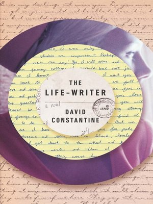 cover image of The Life-Writer