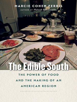 cover image of The Edible South