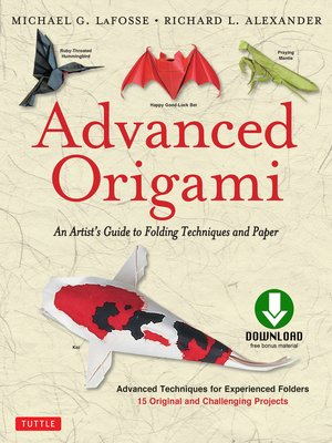 cover image of Advanced Origami