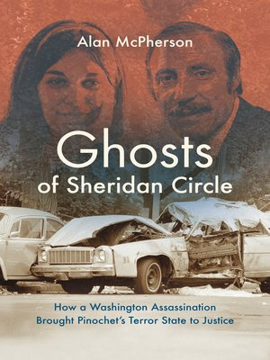 cover image of Ghosts of Sheridan Circle