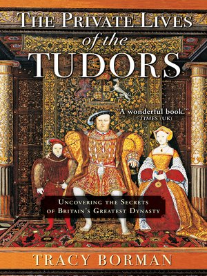 cover image of The Private Lives of the Tudors