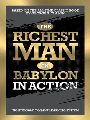 cover image of The Richest Man in Babylon in Action