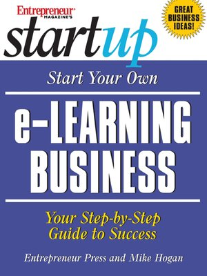 cover image of Start Your Own e-Learning Business