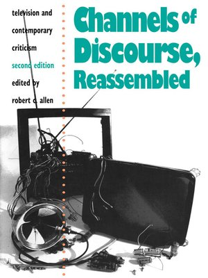 cover image of Channels of Discourse, Reassembled