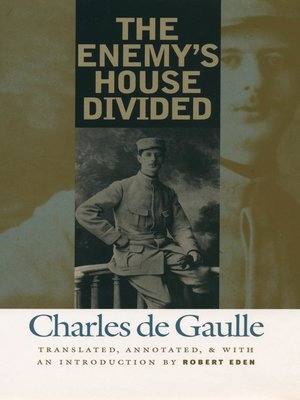 cover image of The Enemy's House Divided