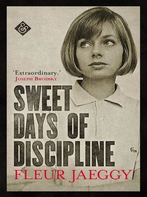cover image of Sweet Days of Discipline