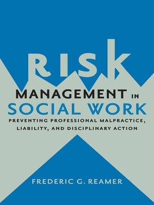 cover image of Risk Management in Social Work