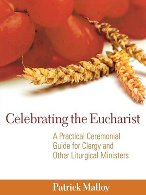 cover image of Celebrating the Eucharist