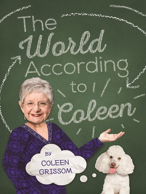 cover image of The World According to Coleen