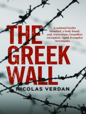 cover image of The Greek Wall