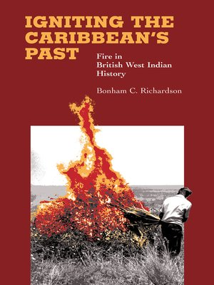 cover image of Igniting the Caribbean's Past
