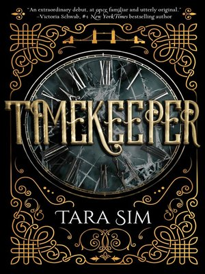 cover image of Timekeeper