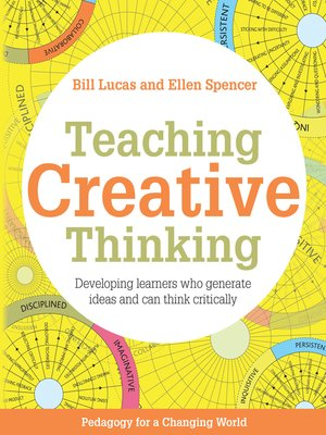 cover image of Teaching  Creative Thinking