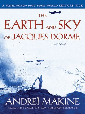 cover image of The Earth and Sky of Jacques Dorme