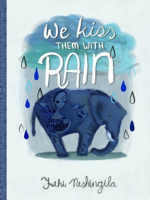 cover image of We Kiss Them With Rain