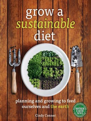 cover image of Grow a Sustainable Diet