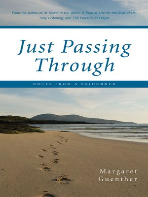 cover image of Just Passing Through