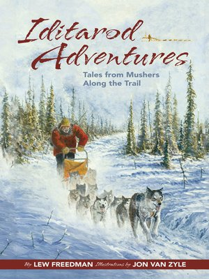 cover image of Iditarod Adventures