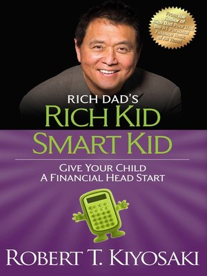 cover image of Rich Kid Smart Kid