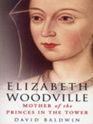 cover image of Elizabeth Woodville
