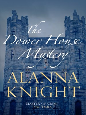 cover image of The Dower House Mystery