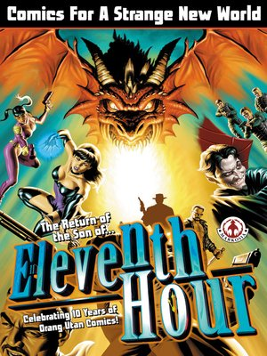 cover image of The Return of the Son of Eleventh Hour