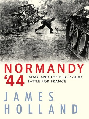 cover image of Normandy '44
