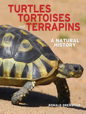 cover image of Turtles, Tortoises and Terrapins