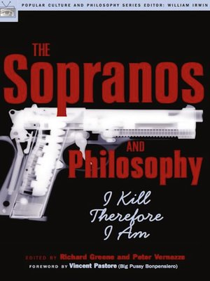 cover image of The Sopranos and Philosophy